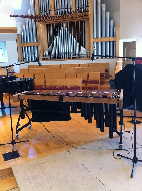 DeMorrow Marimba